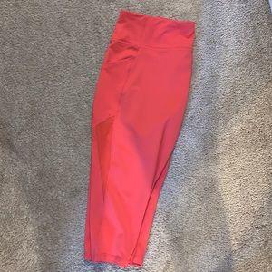 Women's Capri Leggings With Pockets